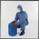 Blue SMS Coveralls Cat 3 Type 5/6
