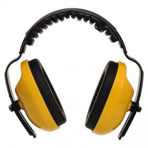 Portwest PW48 Classic Plus Ear Protector - Yellow