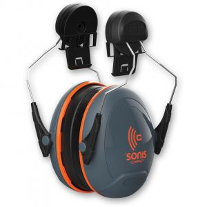 JSP Sonis Compact Ear Defenders Helmet Mounted