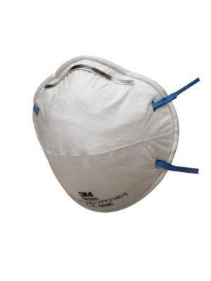 3M 8810 Cup-Shaped Dust/Mist Respirator