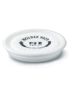 Moldex P2 Particulate Filters (Pack 10) (Moldex 7000/9000) (Code 9020)