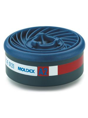 Moldex A2 Filter Cartridges (Pack10) (Moldex 7000/9000) (Code 9200)
