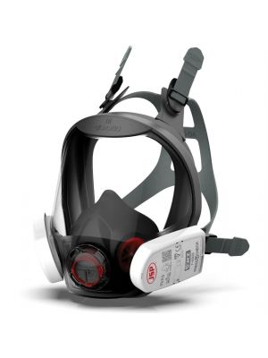 Force 10 Full Face Mask Biohazard Protection