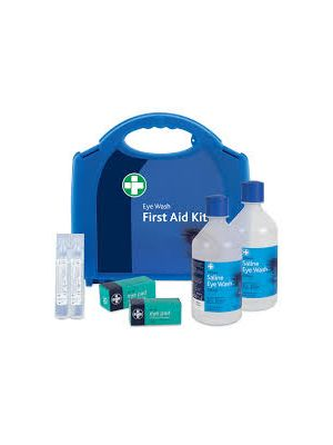 Reliance Double Eye Wash First Aid Kit