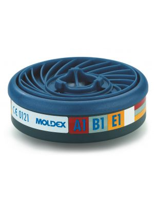 Moldex ABE1 Filter Cartridges (Pack 10) (Moldex 7000/9000) (Code 9300)