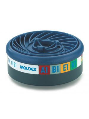 Moldex ABEK1 Filter Cartridges (Pack 2) (Moldex 7000/9000) (Code 9400)