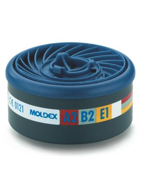 Moldex A2B2E1 Filter Cartridges (Pack 10) (Moldex 7000/9000) (Code 9500)
