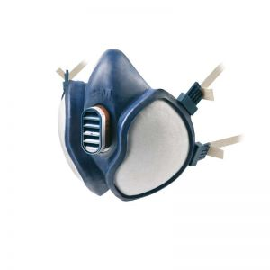 3M 4251 A1 P2 Reusable Dust Mask Respirator
