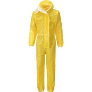 Portwest Biztex  ST70 Coverall Yellow