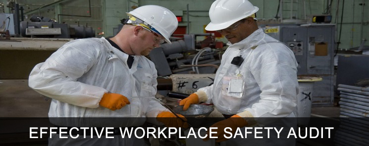 How to Conduct Effective Workplace Safety Audit