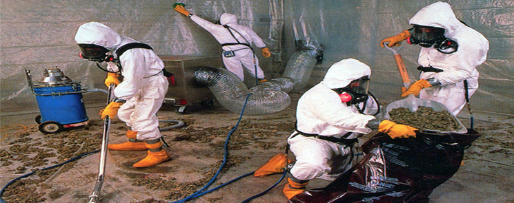 How to Prevent Diseases of the Asbestos at your Work Place
