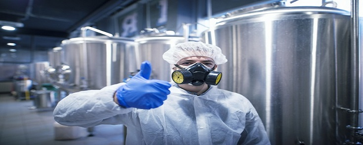Selecting the Right PPE for Food Process Industry