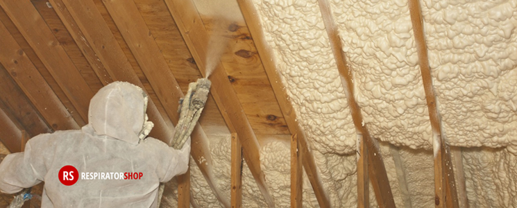 Which type of Disposable Mask for Loft Insulation?